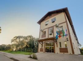 Hotel Petrov, budget hotel in Canela