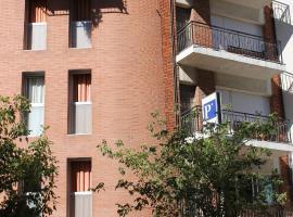 Hostal Cal Siles, hotel cerca de Aeropuerto de Barcelona - El Prat - BCN,