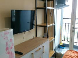 Cozy Studio Room at Tamansari Papilio Surabaya 26th Floor by FIR, apartemen di Surabaya