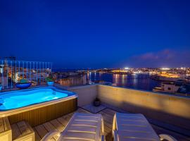 Tano's Boutique Guesthouse, boutique hotel in Valletta