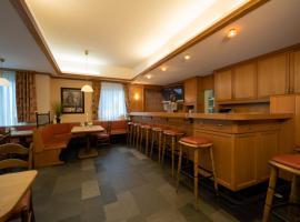 Hotel Emshof, hotel in Warendorf