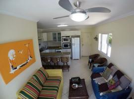 Apto Vista Mar -250mts da Praia, apartment in Bombinhas