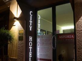 Hotel Astoria, hotel in Cremona