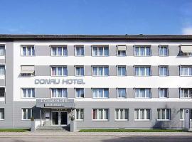 DONAUHOTEL Ingolstadt, отель в Ингольштадте