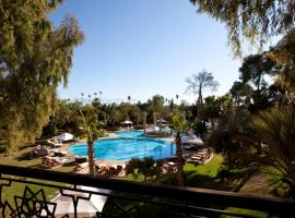 Es Saadi Marrakech Resort - Palace, отель в Марракеше