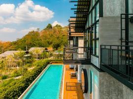Vino Neste Private Pool Villas, villa in Ban Khanong Phra Tai