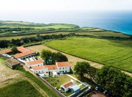 SENSI Azores Nature and SPA, hotel in Ginetes