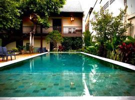 Villa Phra Sumen Bangkok, hotel in Bangkok