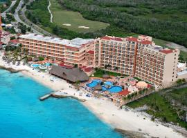 El Cozumeleño Beach Resort - All Inclusive, resort en Cozumel