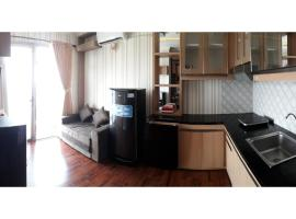 HiFellas! at M-square Apartment, rental liburan di Bandung