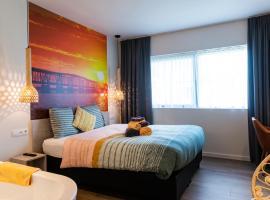 Eiland, spa hotel in Wetteren