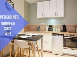 LocationsTourcoing- Le Valmy, hotel in Tourcoing