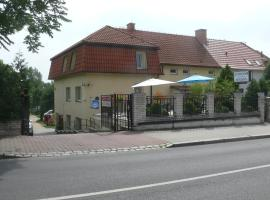 Penzion Dana Troja, hotel in Prague