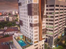 CROWN PRINCE Surabaya City Center, hotel in Surabaya