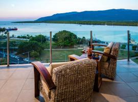 Jack and Newell Holiday Apartments, hotel near Cairns Marlin Marina, Cairns