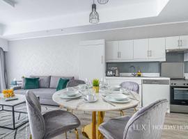 LUX - IBN Battuta Residence, viešbutis Dubajuje