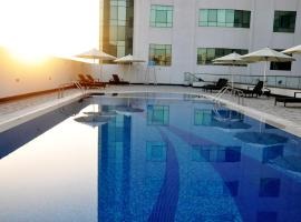Lavender Hotel & Hotel Apartments Al Nahda, hotel near Sharjah Golf and Shooting Club, Dubai