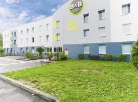 B&B Hôtel FREYMING-MERLEBACH, hôtel à Freyming-Merlebach