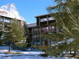 Oasi Budden 1, apartment in Breuil-Cervinia