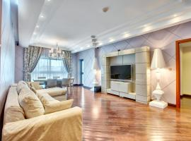 Apricus Holiday Homes - The Residences South, budget hotel in Dubai