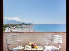 Grand Hotel De Rose, hotel in Scalea