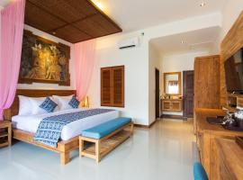 Bije Boutique & Gallery, hotel in Ubud