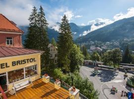 Hotel Bristol, Hotel in Bad Gastein