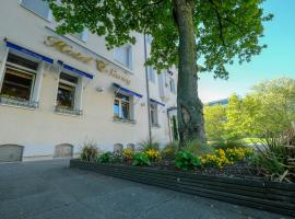 Budget by Hotel Savoy Hannover, hotel in Hannover