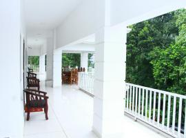 Peaberry-A Nature Boutique Hotel, lodge in Suntikoppa