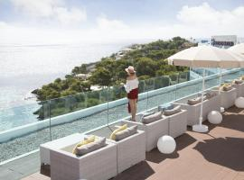 Roc Carolina - Adults Only, hotel en Font de Sa Cala