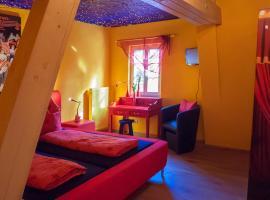 HOTEL ALTES THEATER Heilbronn, hotel in Heilbronn