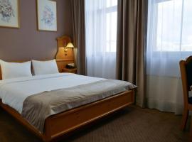 TransHotel, hotel in Yekaterinburg