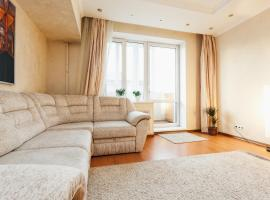 2 Bed Rooms Apartment near Kolomenskoe park, hotel near Kolomenskoye Park, Moscow