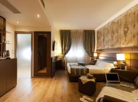 LH Hotel Sirio Venice, отель в Местре