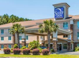 Sleep Inn & Suites Pooler, hotel in Pooler, Savannah