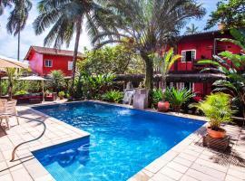 Pousada Palmeira Imperial, hotel in Paraty