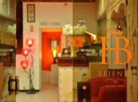Hotel Bejense, hotel in Beja