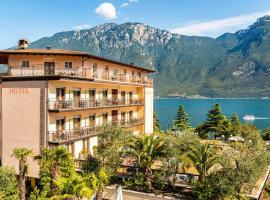 Hotel Garda Bellevue, hotell i Limone sul Garda