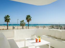 ALEGRIA Mar Mediterrania - Adults Only 4*Sup, hotel with jacuzzis in Santa Susanna
