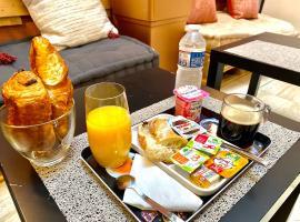 Appi Hotel, hôtel à Paris près de: Centre Pompidou