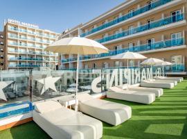 ALEGRIA Maripins, hotel en Malgrat de Mar