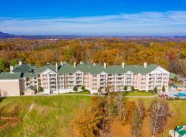 Sunrise Ridge Resort by Diamond Resorts, hotel in Pigeon Forge