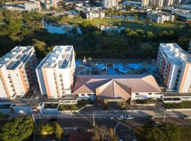 3102 - Apartamento Alta Vista Caldas Novas, hotel near Liberty Square, Caldas Novas