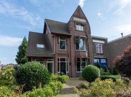 Viesnīca Guesthouse Rozenhof pilsētā Bergena pie Zomas, netālu no apskates objekta Bellevue Cafe