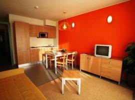 Villaggio Olimpico Sestriere, serviced apartment in Rome