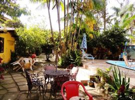 Casa e Chalé Paraty, hotel near Jabaquara beach, Paraty