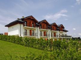 Szeptucha – hotel w Polańczyku