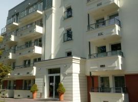 Apartment SILESIA, accessible hotel in Świnoujście