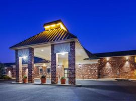 Best Western West Deptford Inn, hotel near Philadelphia International Airport - PHL, Thorofare