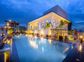 Mansion 51 Hotel & Apartment, hotel in Phnom Penh